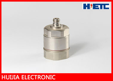 China Rf N Straight Female Antenna Connector Telecom Accessories For 1 - 1/4 Inch Feeder Coaxial Cable distributor